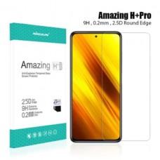 Защитное стекло Nillkin Amazing H + Pro для XIAOMI Poco X3