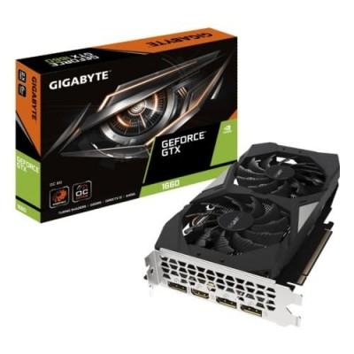 Купить игровую видеокарту GIGABYTE nVidia GeForce GTX 1660 6GD - цены, характеристики, отзывы, обзоры