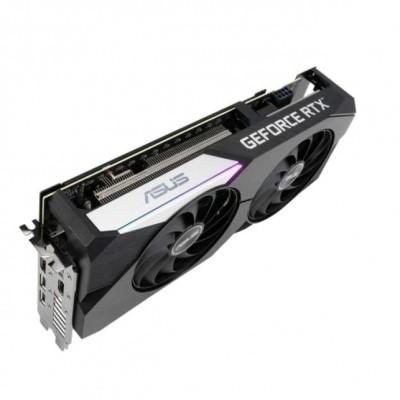 Купить игровую видеокарту ASUS nVidia GeForce RTX 3060Ti DUAL 8ГБ - цены, характеристики, отзывы, обзоры