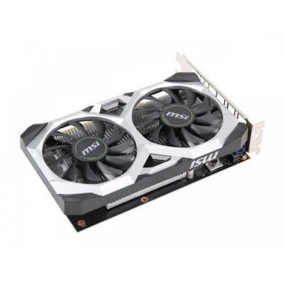 Купить игровую видеокарту MSI nVidia GeForce GTX 1650 VENTUS XS 4G OC - цены, характеристики, отзывы, обзоры