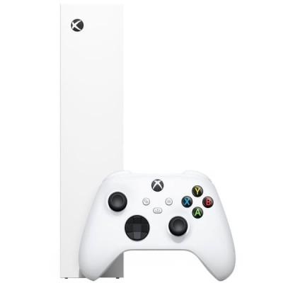Купить игровую приставку Microsoft Xbox Series S - цены, характеристики, отзывы, обзоры