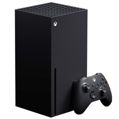 Купить игровую приставку Microsoft Xbox Series X - цены, характеристики, отзывы, обзоры