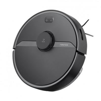 Купить недорого робот-пылесос Xiaomi Roborock S6 Pure Чёрный  в интернет-магазине - цены, характеристики, отзывы, обзоры, акции, скидки