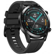 """Смарт-часы HHUAWEI Watch GT 2 Latona-B19S, 1.39"""", черный"""