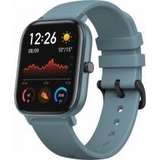 """Смарт-часы AMAZFIT GTS,  1.65"""",  синий"""