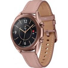 "Смарт-часы SAMSUNG Galaxy Watch 3 41мм, 1.2"", бронзовый"