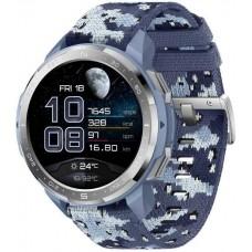 "Смарт-часы HONOR Watch GS Pro Kanon-B19A,  48мм,  1.39"",  синий"