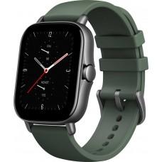 """Смарт-часы AMAZFIT GTS 2e A2021,  1.65"""",  зеленый"""