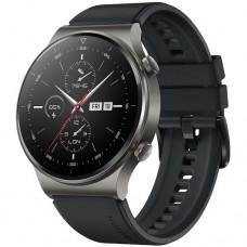 """Смарт-часы HUAWEI Watch GT 2 Pro Vidar-B19S, 1.39"""", черный"""